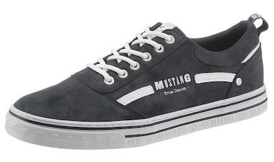 Mustang Shoes Sneaker, mit Kontrast-Besatz kaufen