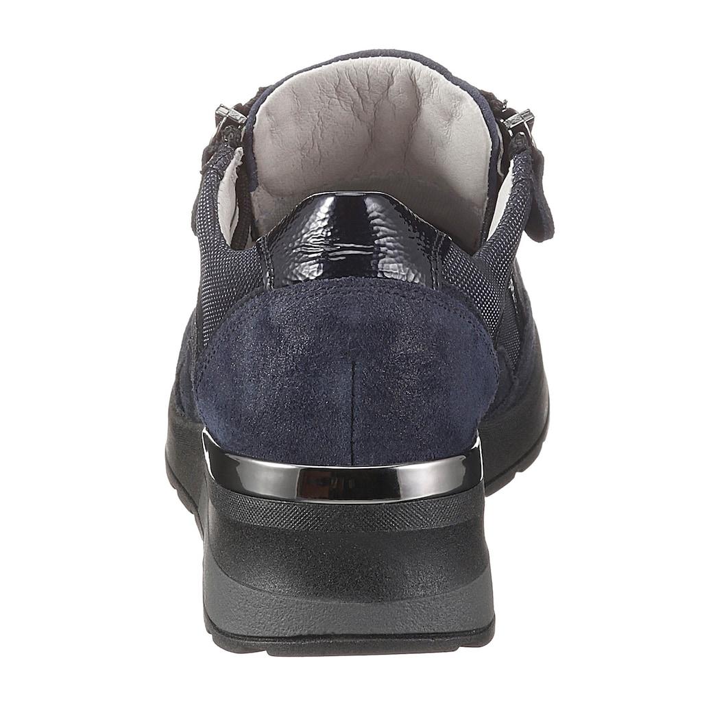 Waldläufer Schnürschuh »Clara«, mit Luftpolsterlaufsohle, Weite H