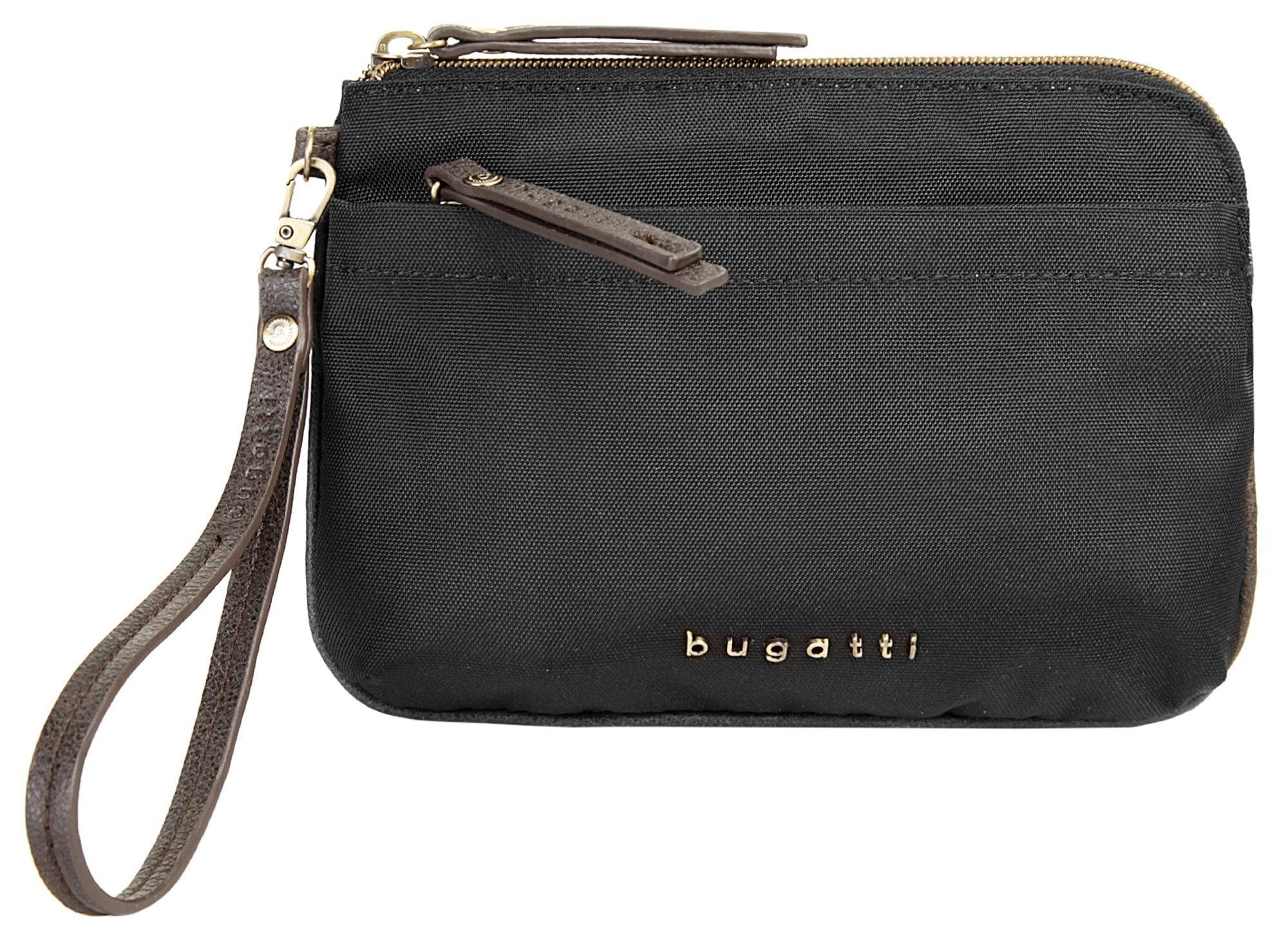 bugatti Abendtasche CONTRATEMPO | Taschen > Handtaschen > Abendtaschen | Schwarz | Polyester | Bugatti