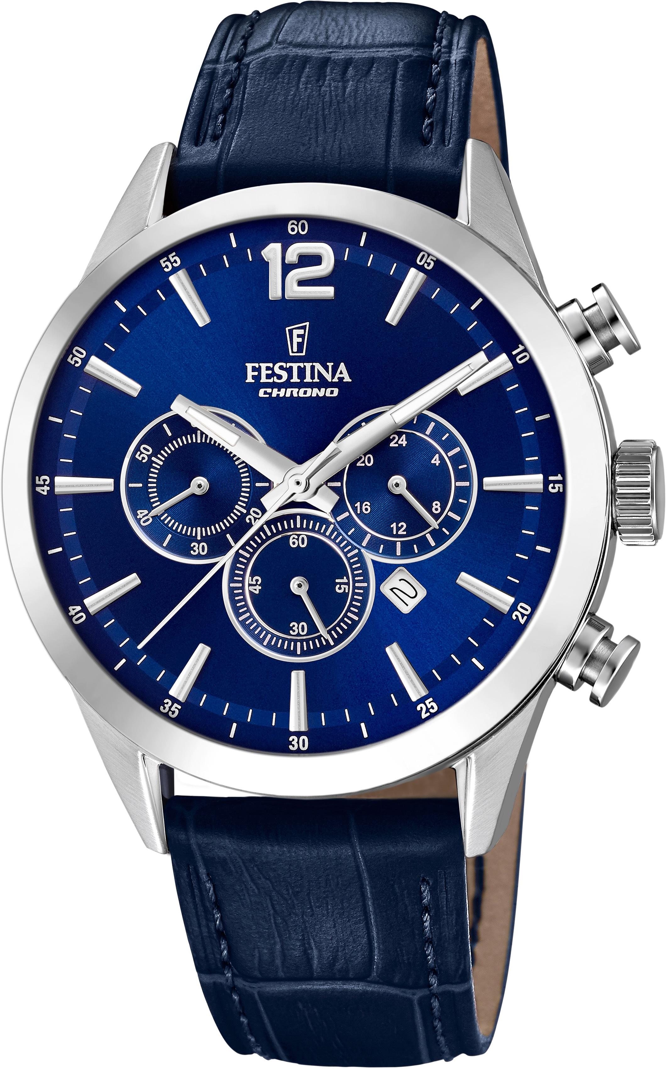 festina -  Chronograph Timeless Chronograph, F20542/2