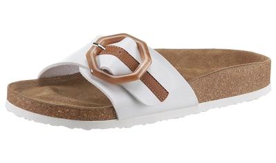 Rieker Pantolette, idealer Begleiter für den Sommer kaufen
