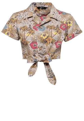 QueenKerosin Hemdbluse kaufen