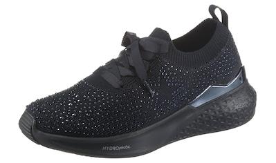 Ara Slip-On Sneaker »MAYA«, mit Glitzersteinchen, Schuhweite: weit kaufen
