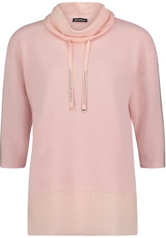 Betty Barclay Sweatshirt, mit Glitzersteinchen - NEUE KOLLEKTION kaufen