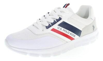 U.S. Polo Assn Sneaker »GARY«, in auffälliger Farbkombi kaufen