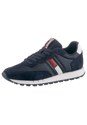 Tommy Jeans Sneaker »RETRO MIX TJM RUNNER«, im Materialmix kaufen