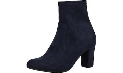 Caprice High-Heel-Stiefelette »Textil« kaufen
