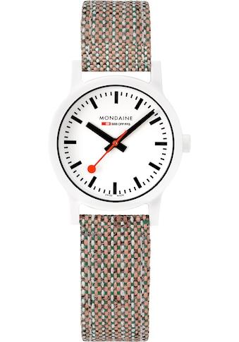 MONDAINE Schweizer Uhr »essence, MS1.32110.LG« kaufen
