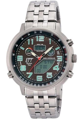 ETT Funk-Multifunktionsuhr »Hunter II, EGS-11374-50M« kaufen