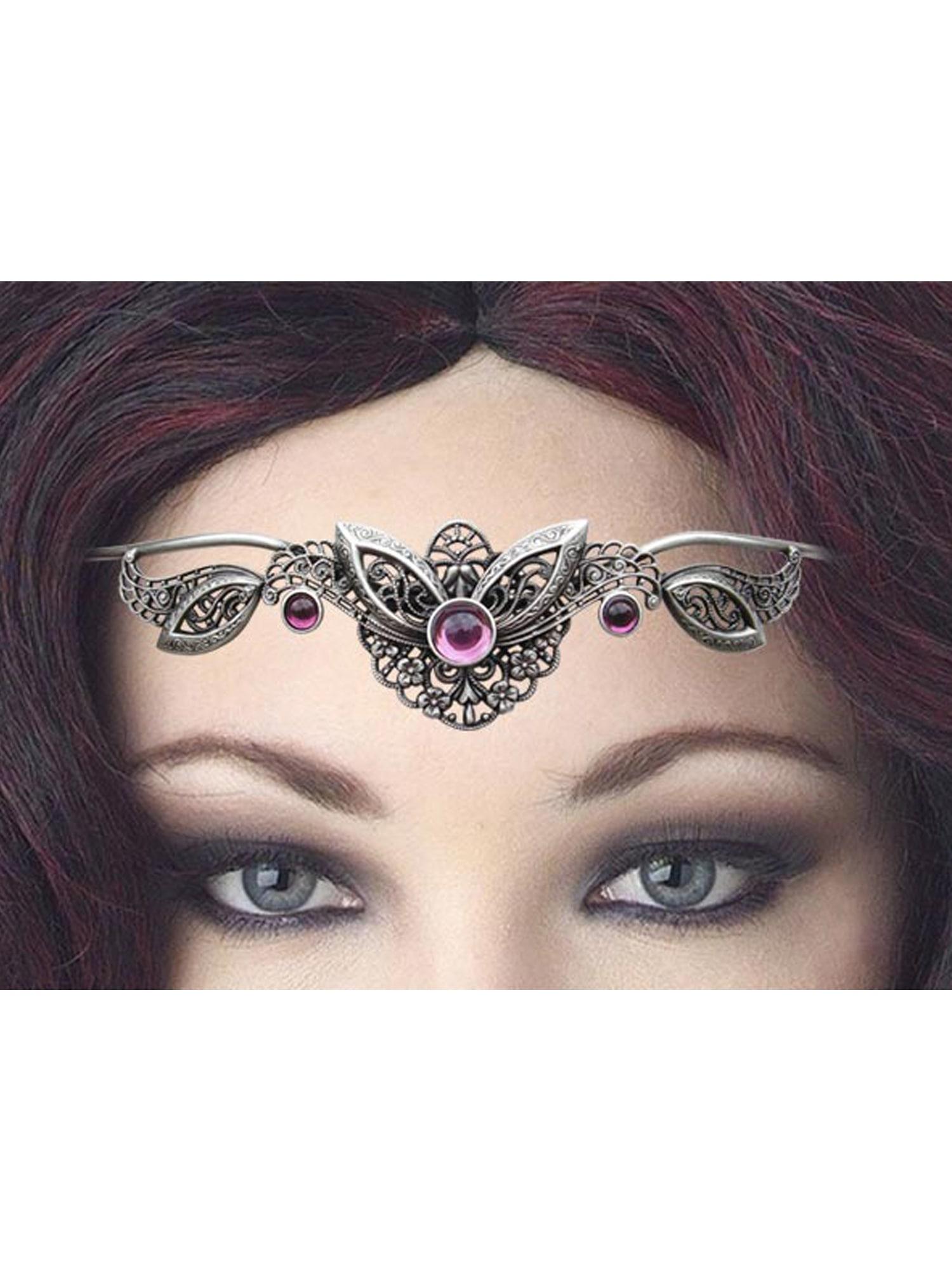 adelia´s -  Haarspange Tiara - Diadem