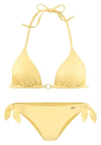 Buffalo Triangel-Bikini, mit Zierring am Top kaufen