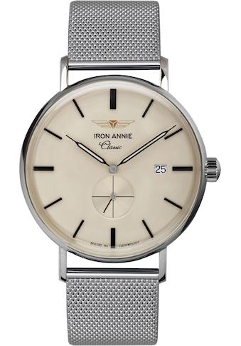 IRON ANNIE Quarzuhr »Classic, 5938M-5O« kaufen