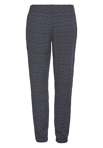 Ragwear Jogger Pants »TALIN CHEVRON«, mit Zig Zag- Allover-Print kaufen