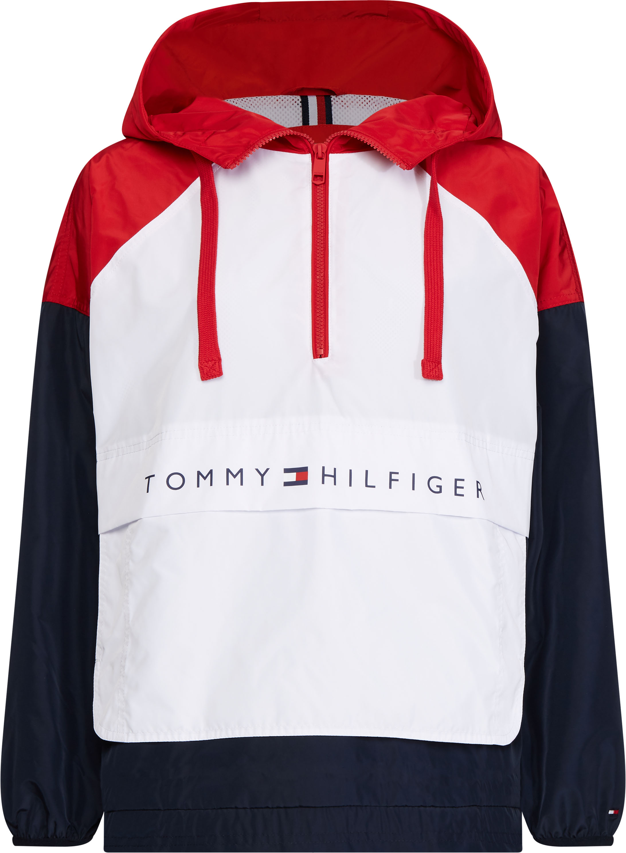 tommy hilfiger -  Windbreaker CORY PACKABLE POPOVER
