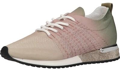 La Strada Sneaker »Lederimitat/Textil« kaufen