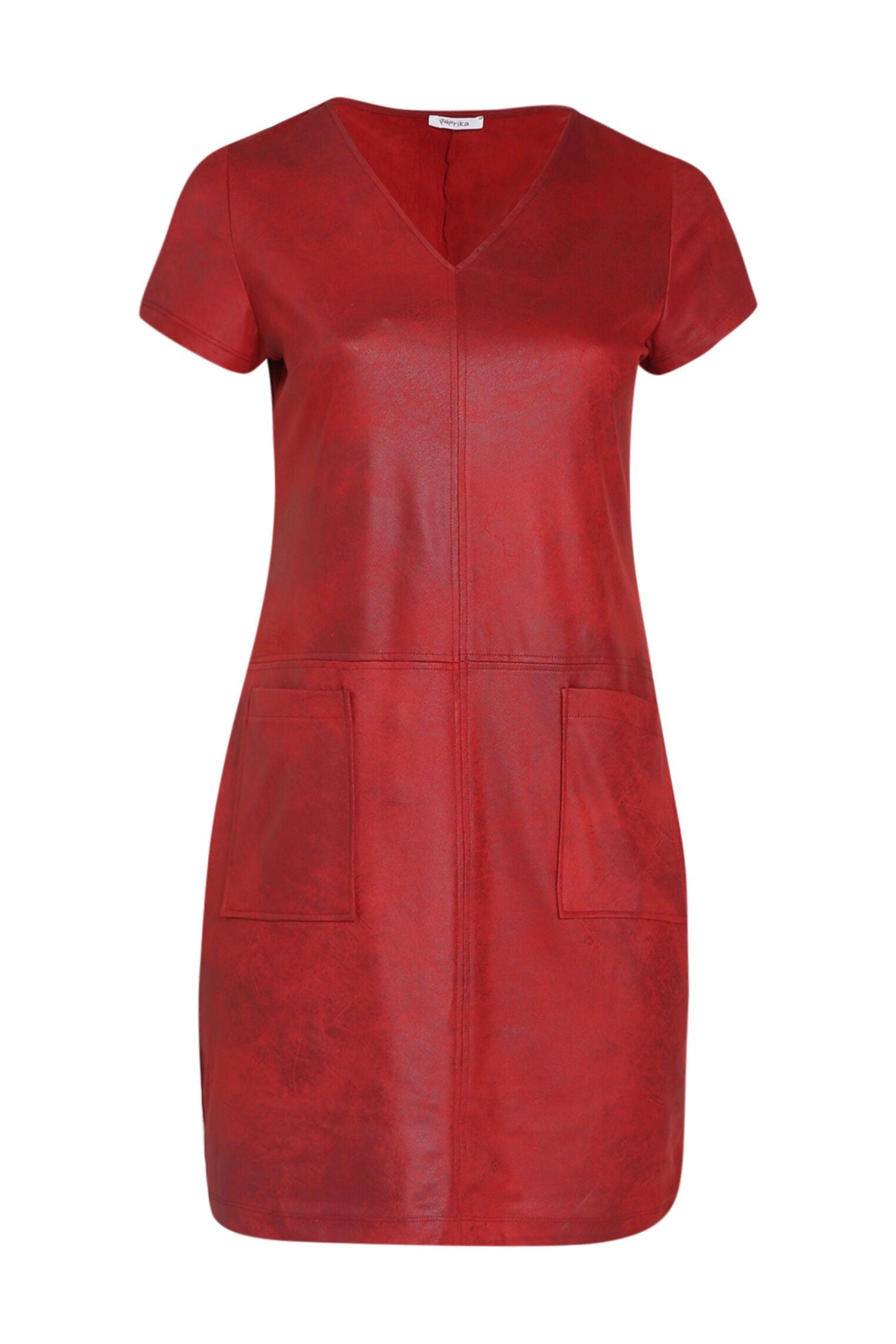 paprika -  Lederkleid Uniform