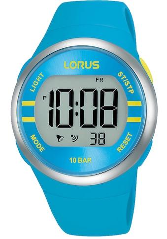 LORUS Chronograph »Lorus Digital Chrono, R2341NX9« kaufen