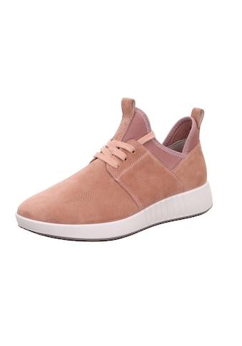Legero Slip-On Sneaker, mit aufgesetzter Schnürung kaufen