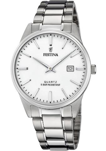 Festina Quarzuhr »F20511/2« kaufen