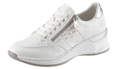 Rieker Keilsneaker, mit herausnehmbarer Leder-Innensohle kaufen
