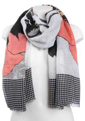 CASSANDRA Schal, mit aufregendem Muster kaufen