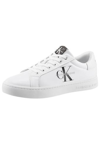Calvin Klein Sneaker »Calvin Klein Jeans Stephan«, mit CK Logo kaufen