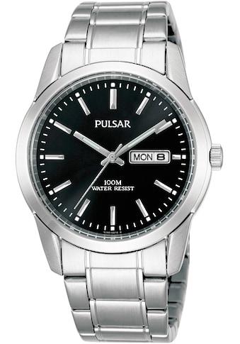 Pulsar Quarzuhr »Pulsar Quarz, PJ6021X1« kaufen