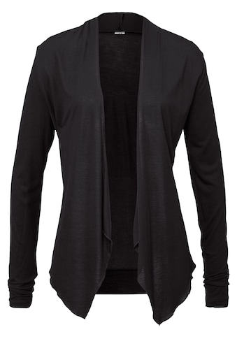 LASCANA Shirtjacke, in offener Form kaufen