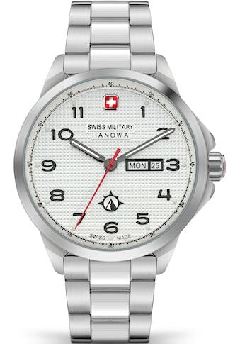 Swiss Military Hanowa Schweizer Uhr »PUMA, SMWGH2100302« kaufen