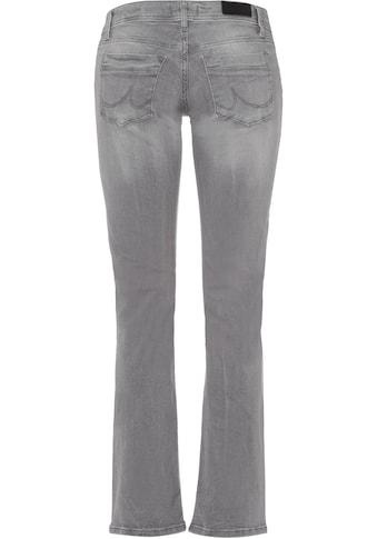 LTB Bootcut-Jeans »VALERIE«, mit ausgestelltem Bein und niedriger Leibhöhe im... kaufen