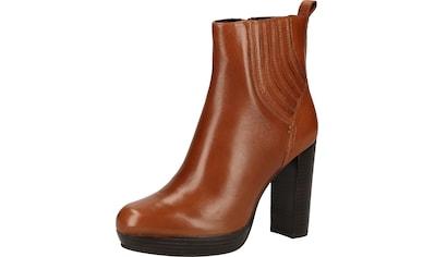 Spm High - Heel - Stiefelette »Leder« kaufen