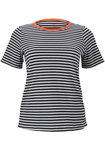 TOM TAILOR MY TRUE ME T-Shirt, im süßen Ringel-Look kaufen