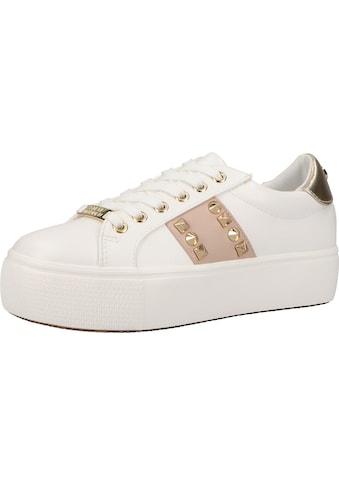 STEVE MADDEN Sneaker »Lederimitat« kaufen