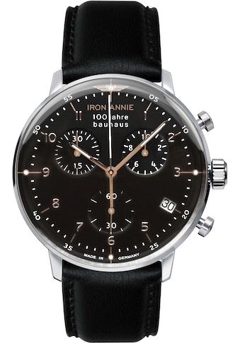 IRON ANNIE Chronograph »Bauhaus, 5096-2« kaufen