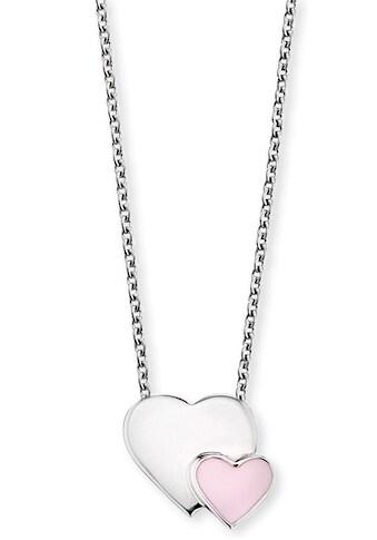 Herzengel Kette mit Anhänger »Kette Herzen, HEN-13-HEARTS«, mit Emaille kaufen