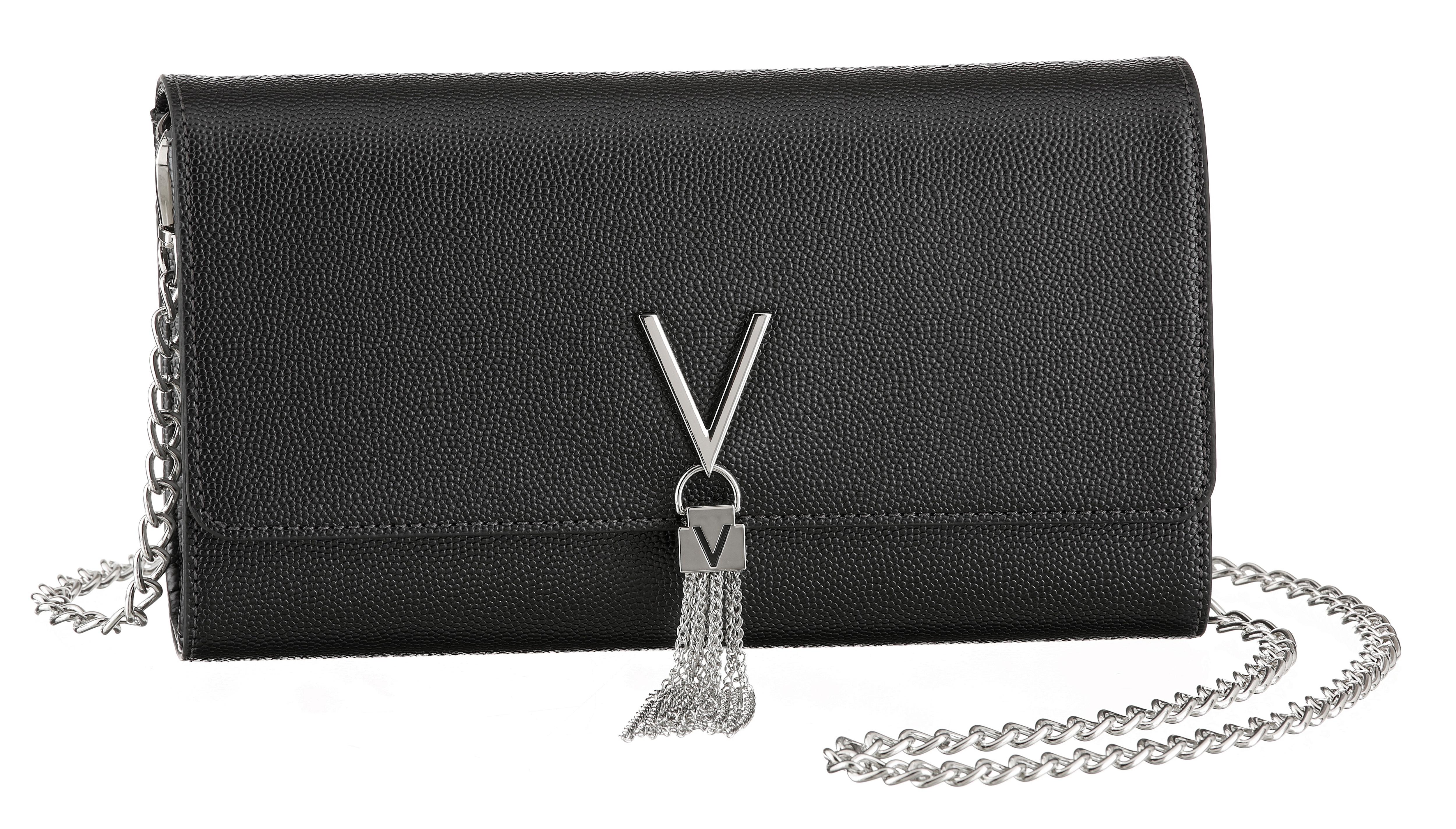 valentino bags -  Clutch Divina, als Clutch oder an der Schulter tragbar