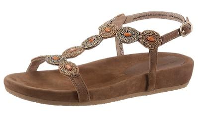 Salamander Sandalette »GINIE«, mit Schmucksteinen verziert kaufen