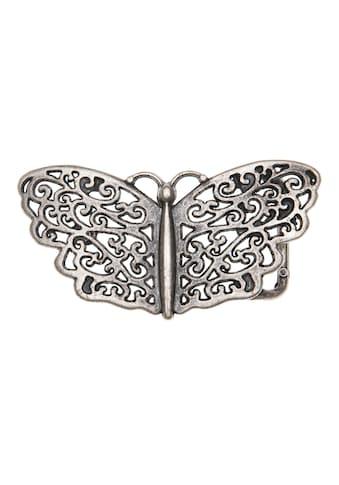 CASSANDRA Gürtelschnalle, in verspielter Schmetterlingsform kaufen