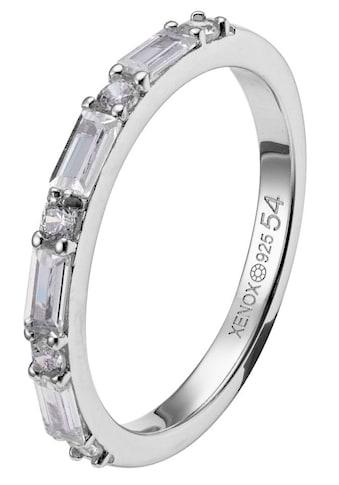 XENOX Silberring »HOLLYWOOD, XS1970/52, XS1970/54, XS1970/56, XS1970/58«, mit Zirkonia kaufen