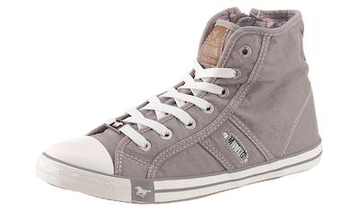 Mustang Shoes Sneaker, mit Label in der Laufsohle kaufen