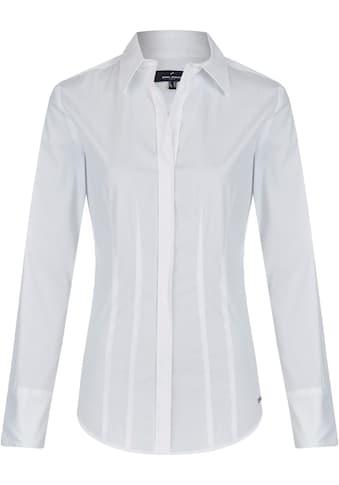 Daniel Hechter Klassische Bluse, überrascht mit Rückteil aus Jersey kaufen
