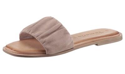 Tamaris Pantolette »BEKKY«, mit breiter Bandage kaufen
