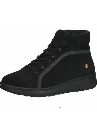 softinos Schnürstiefelette »Leder« kaufen