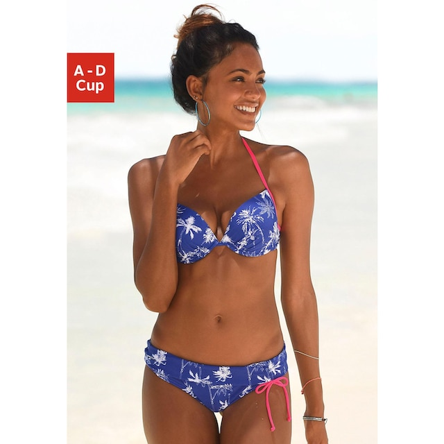 Venice Beach Push-Up-Bikini-Top »Tulum«