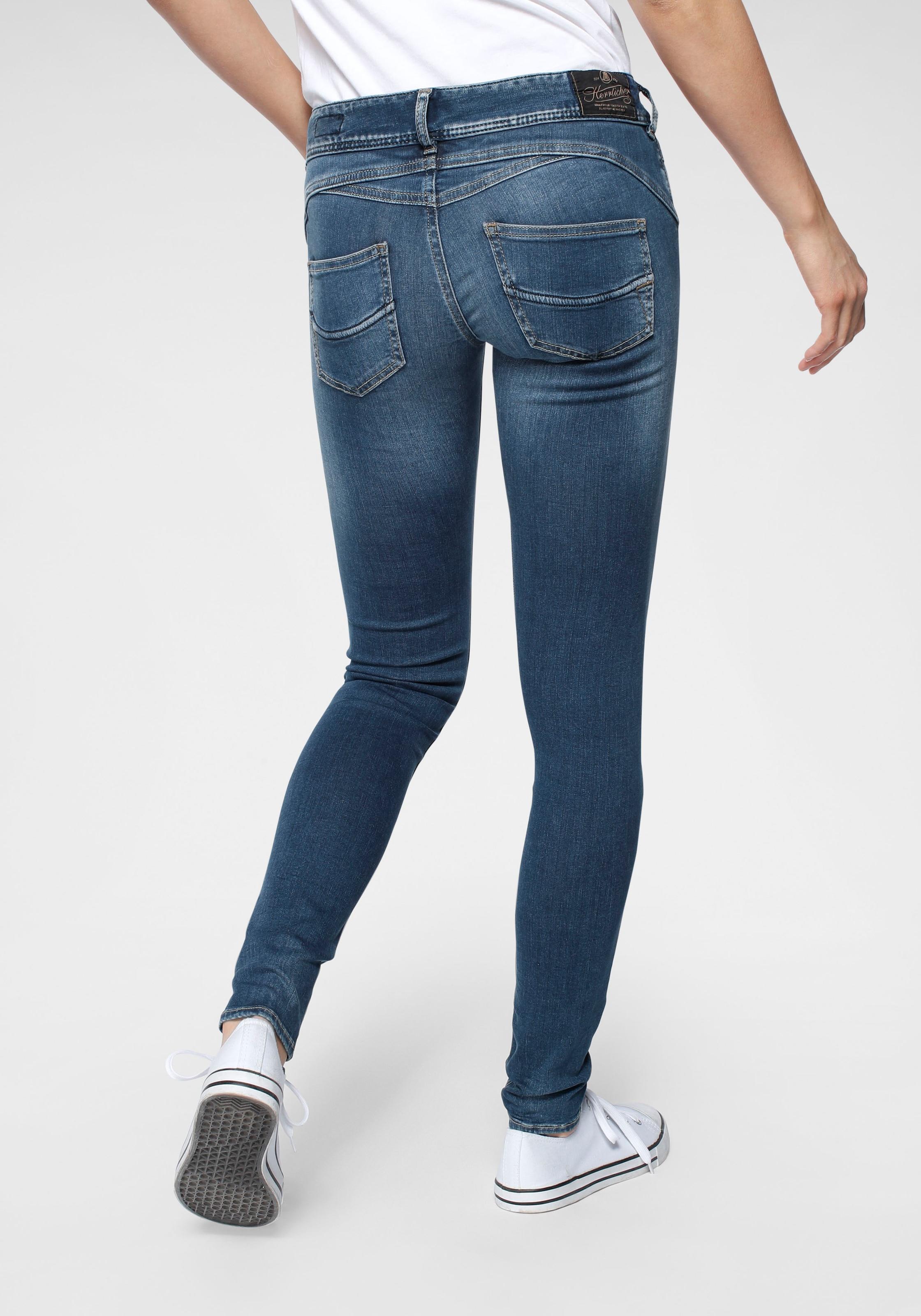 herrlicher slimfitjeans gila slim Slim Fit Jeans \