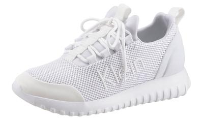 Calvin Klein Slip-On Sneaker »REIKA«, mit aufgesetzter Zierschnürung kaufen