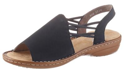 Rieker Sandale, mit Gummizugbändern kaufen