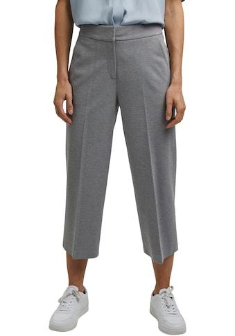 Esprit Collection 7/8-Hose, mit Bügelfalten kaufen