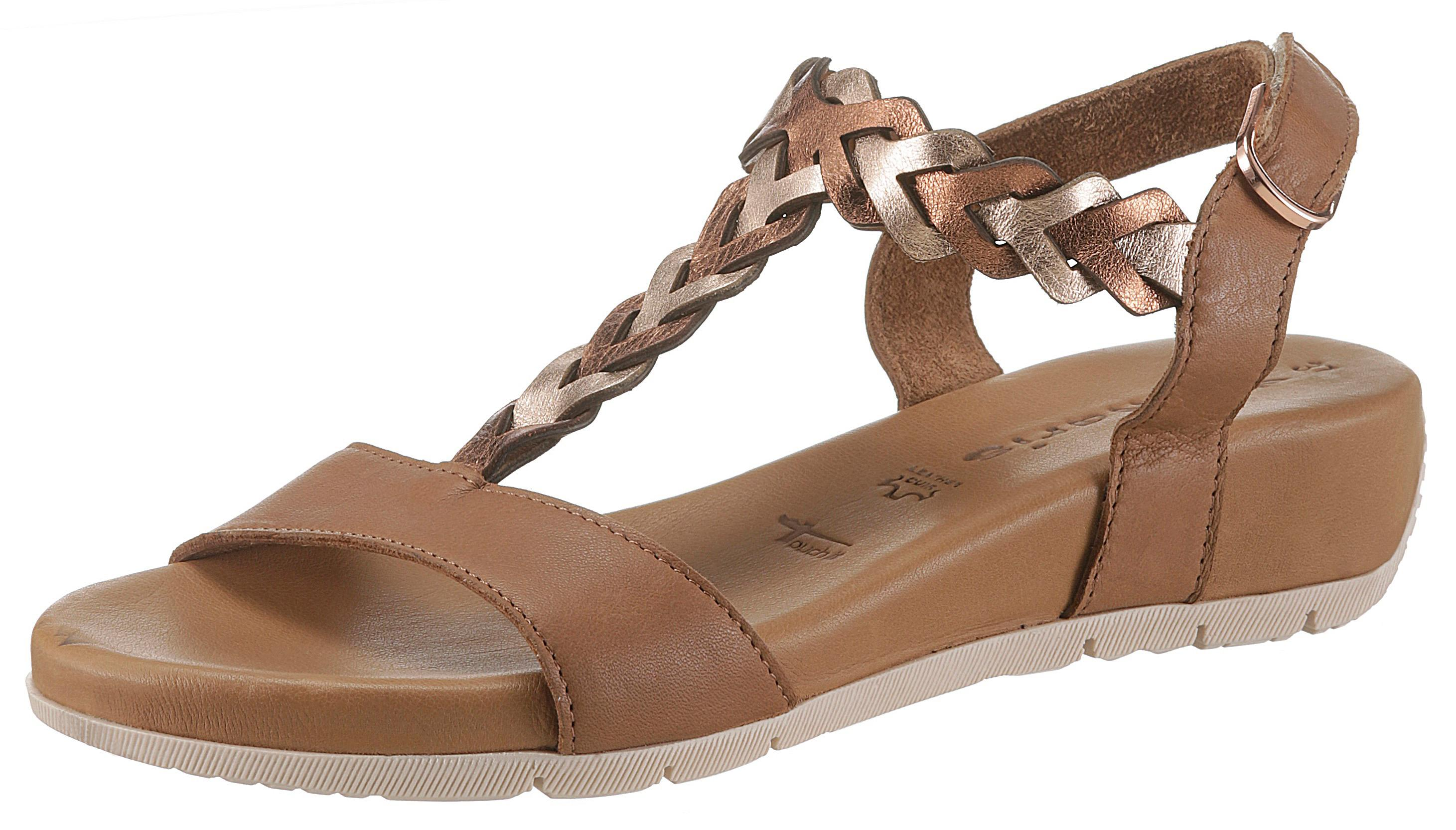 sports shoes e6562 a3917 Tamaris Keilsandalette »Miki«
