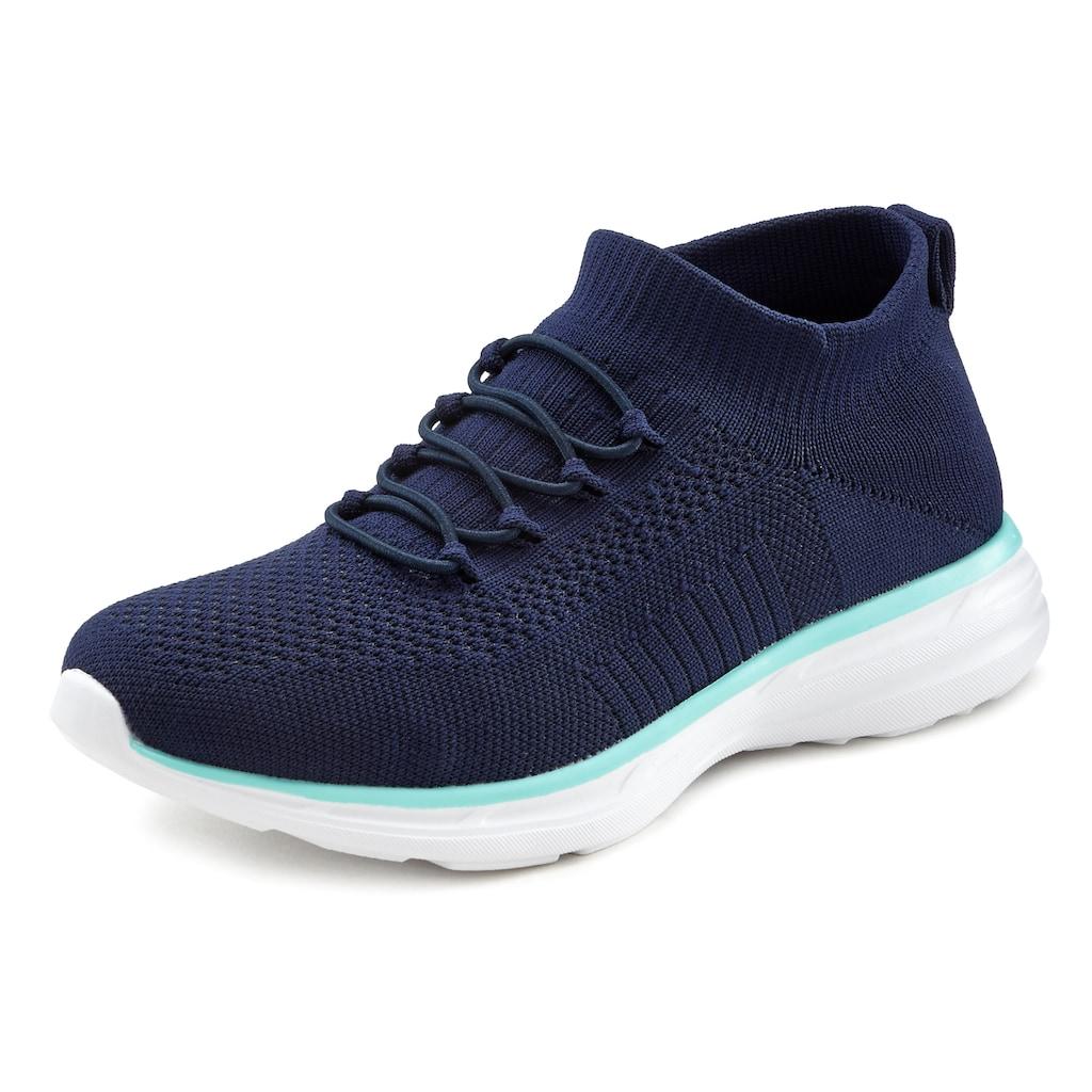 LASCANA Sneaker, ultraleicht und bequem zum Reinschlüpfen